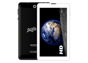 TABLET INFINITON 7 PULGADAS EARTH 7.0 3G NEGRA