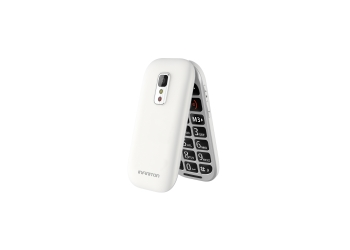 FLIP FEATURE PHONE INFINITON T1 BLANCO