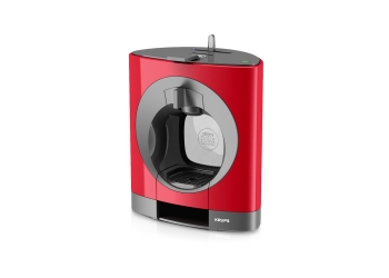 CAFETERA DOLCE GUSTO KRUPS OBLO RED
