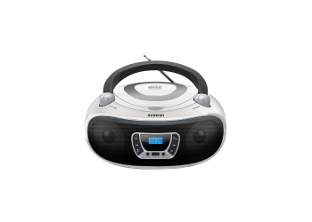 BOOMBOX INFINITON MPCD-BT94 BLANCO - CD/BLUETOOTH