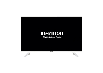 "TV LED INFINITON 32"" INTV-32LS330 BLANCO SMART TV"
