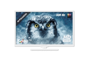 "TV LED INFINITON 40"" INTV-40LS560 BLANCO SMART TV"