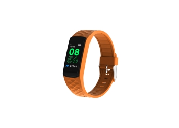 PULSERA DEPORTIVA INFINITON RB2.0 ORANGE