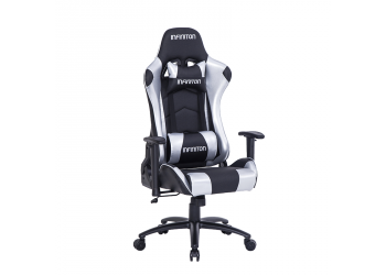 SILLA GAMMING INFINITON GSEAT-23 BLACKSILVER