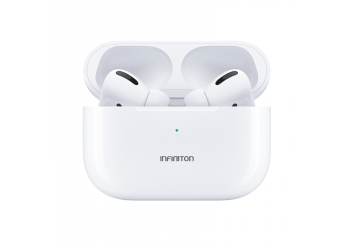 AURICULARES INALAMBRICOS INFINITON BE-60 WHITE