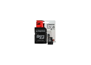 TARJETA KINGSTON MICRO SD 32GB CLASE 10