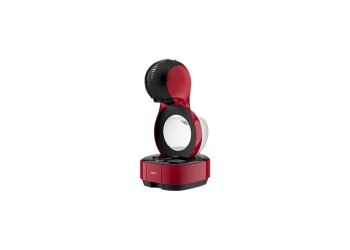 CAFETERA KRUPS KP130510 DOLCEGUSTO LUMIO RED