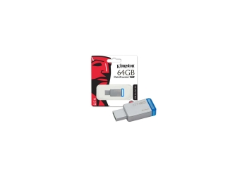 PENDRIVE KINGSTON DATATRAVELER DT50 64GB