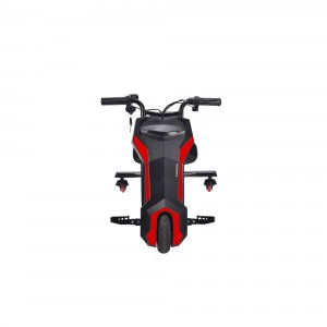 INFINITON CRAZY BIKE SUP BLACK-RED