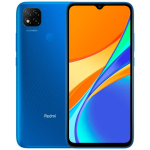 SMARTPHONE XIAOMI REDMI 9C 2GB/32GB TWILIGHT BLUE